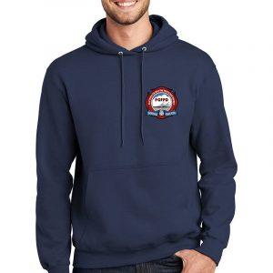 PGFPD Essential Fleece Pullover Hooded Sweatshirt