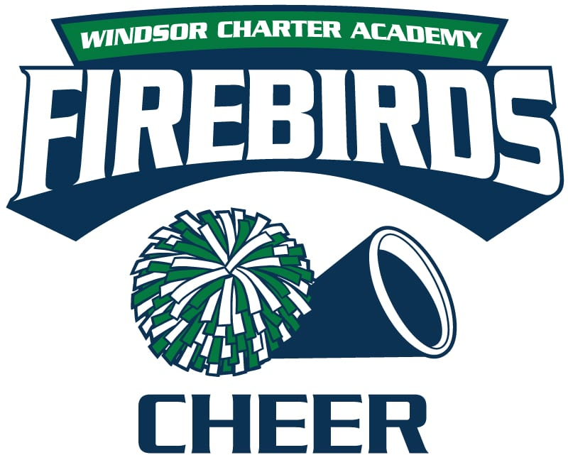 Windsor Charter Academy Cheer Logo