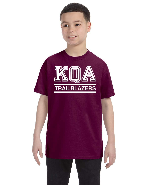 KQA Trailblazers Youth Short Sleeve Shirt