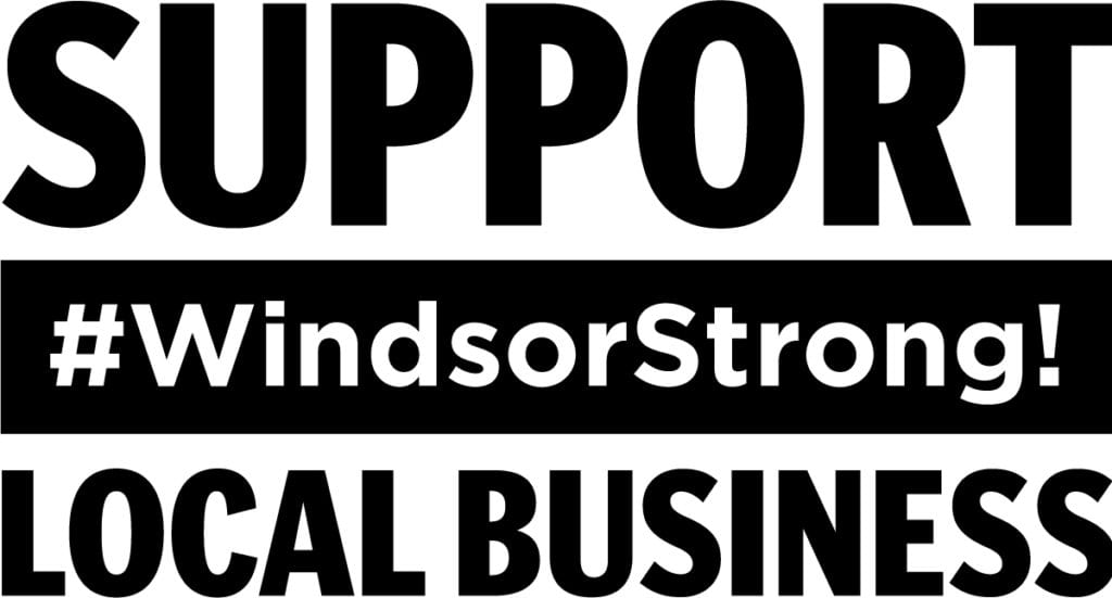 Windsor strong Logo