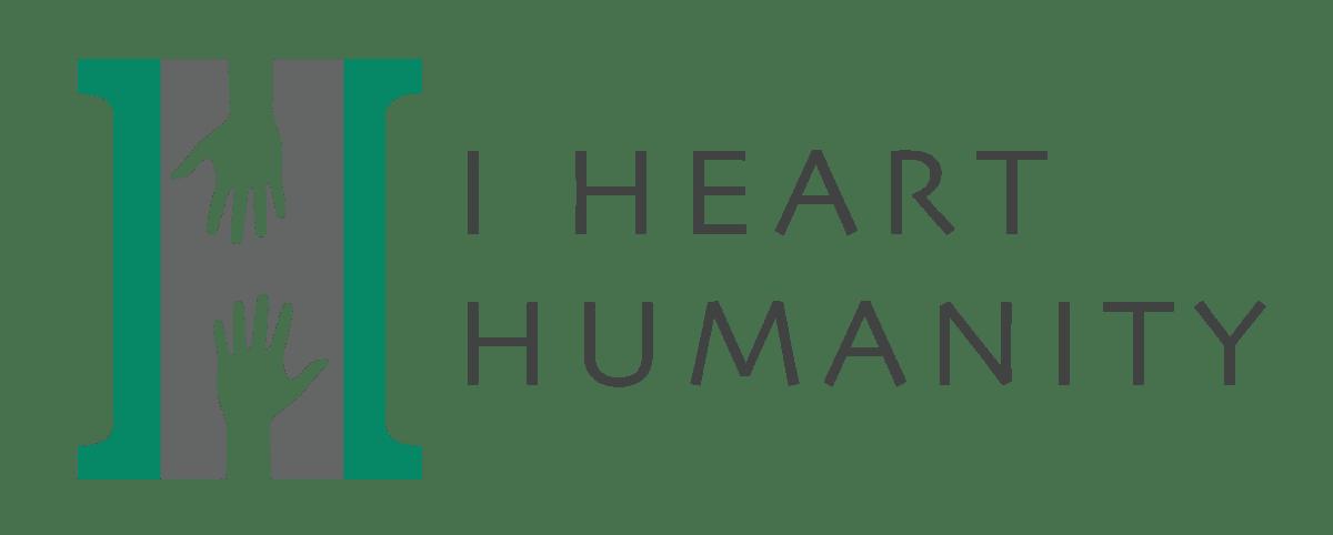 I heart humanity store logo