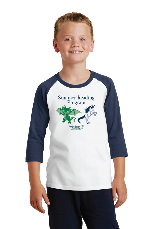 Summer Reading Program Shirts 1
