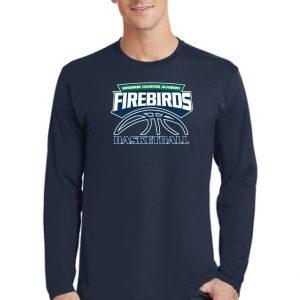 WCA Basketball Fan Favorite Long Sleeve T-shirt