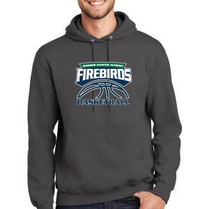WCA Basketball Adult Core Fleece Hoodie