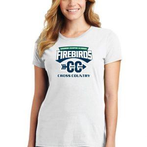 WCA Cross Country Ladies Fan Favorite T-Shirt