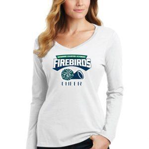 WCA Cheer Ladies Fan Favorite Long Sleeve T-shirt
