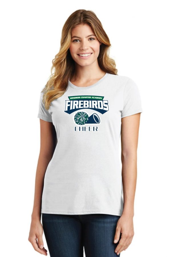 WCA Cheer Ladies Fan Favorite T-Shirt