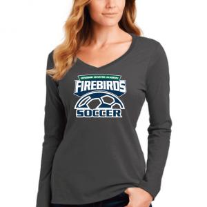 WCA Soccer Ladies Fan Favorite Long Sleeve T-shirt