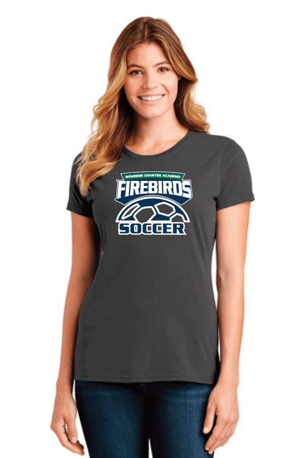 WCA Soccer Ladies Fan Favorite T-Shirt