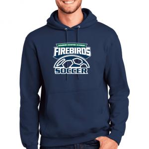 WCA Soccer Adult Core Fleece Hoodie
