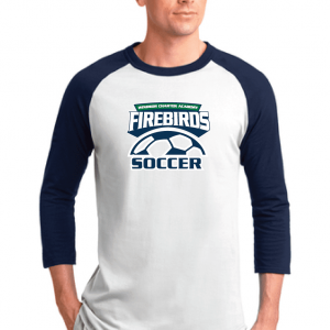 WCA Soccer Colorblock Raglan Jersey