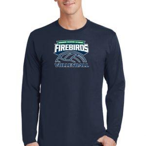 WCA Volleyball Fan Favorite Long Sleeve T-shirt