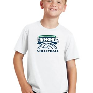 WCA Volleyball Youth Fan Favorite T-Shirt