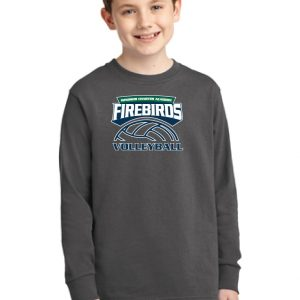 WCA Volleyball Youth Long Sleeve T-Shirt