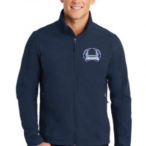 WCA Soft Shell Full Zip Jacket