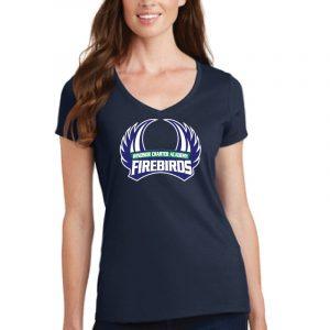 WCA Ladies Fan Favorite V-Neck T-Shirt