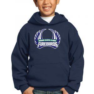 WCA Youth Core Fleece Hoodie