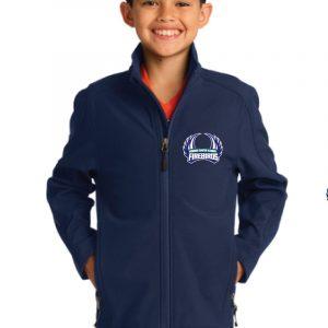 WCA Youth Soft Shell Full Zip Jacket