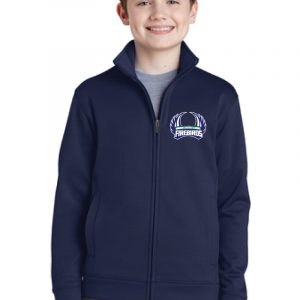 WCA Youth Full Zip Jacket