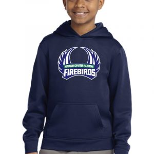 WCA Youth Sport-Wick Pullover Hoodie