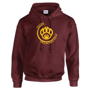 TMVE Adult Hooded Sweatshirt