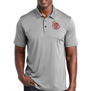 Tozer/Mountain View Elementary School Adult Grey Endeavor Polo