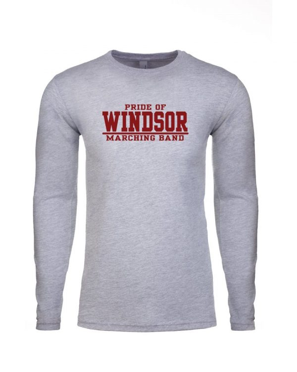 WHS Marching Band Long Sleeve Next Level 3601