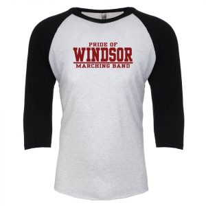 WHS Marching Band 3/4 Sleeve Next Level 6051
