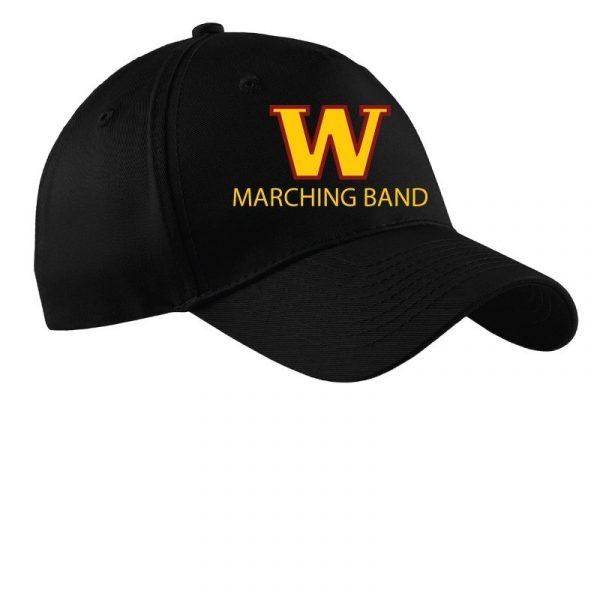 WHS Marching Band Baseball Cap