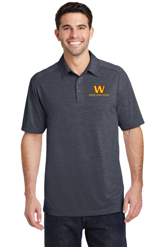 WHS Marching Band Performance Polo
