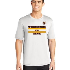 Windsor High School ST350 senior soccer shirt