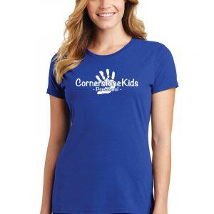 Cornerstone Kids Preschool Ladies T-Shirt