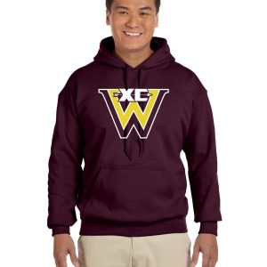 WMS Cross Country Pullover Hoodie
