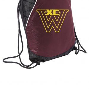 WMS Cross County SportTek Cinch Sack