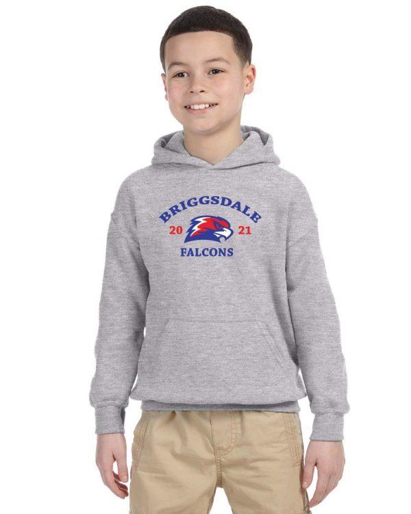 BHS Youth Hooded Sweatshirt