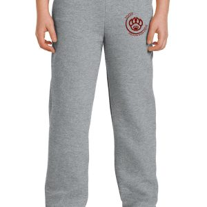 Tozer Mountain View Elementary Youth Grey Sweatpants