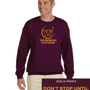 WHS Girls Adult Pullover Sweatshirt