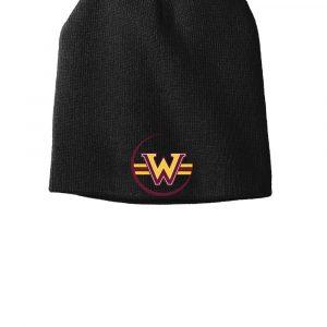 WMS Wrestling Knit Skull Cap Beanie