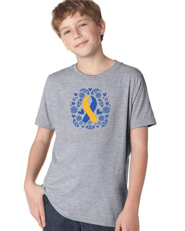 TMVEDSA- Youth Next Level Short Sleeve Shirt