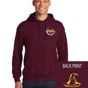 WMS Speech and Debate Adult Hooded Sweatshirt