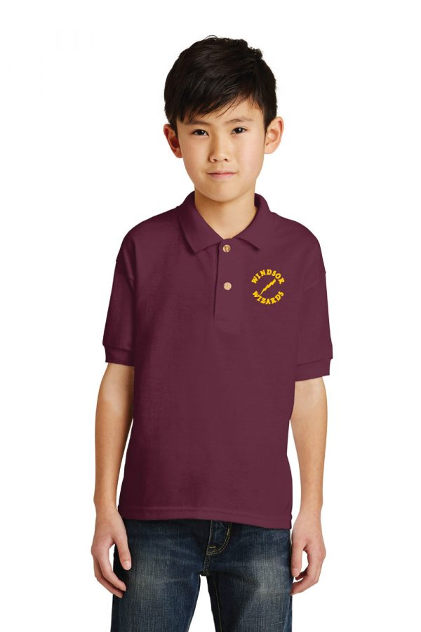 Windsor Middle School Band Polos Youth