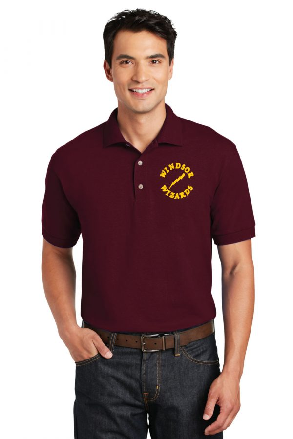 Windsor Middle School Band Polos Adult