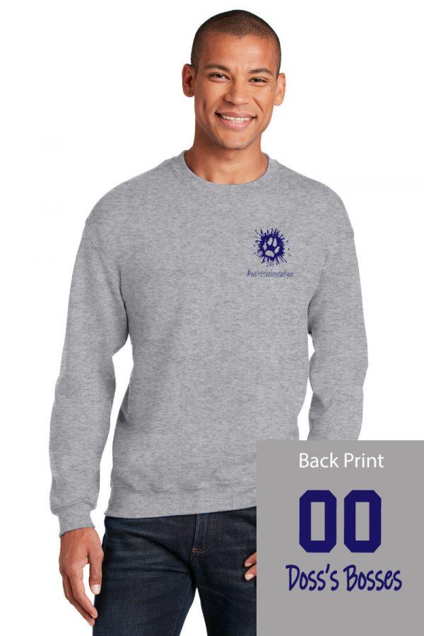 Doss's Bosses Crew Neck Sweatshirt